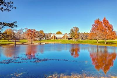 Mabank Farm & Ranch For Sale: 601 Peach Tree Road