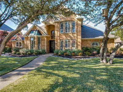 Plano Single Family Home For Sale: 3521 Chaney Lane