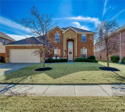 Little Elm Single Family Home For Sale: 2612 Tradewinds Drive