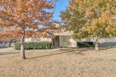 Haslet Single Family Home For Sale: 3032 Burlington Court