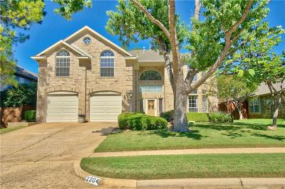 Flower Mound Single Family Home Active Option Contract: 2304 Hazy Meadows Lane