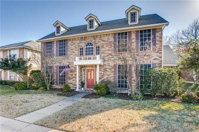 Garland Single Family Home Active Option Contract: 2138 Sword Drive