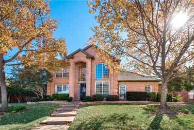 Frisco Single Family Home Active Option Contract: 8613 Fisher Drive