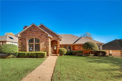 Rockwall Single Family Home For Sale: 1605 Sunset Hill Drive