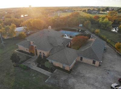 Sachse Single Family Home For Sale: 3215 Pleasant Valley Road