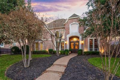 Colleyville Single Family Home Active Option Contract: 7305 Balmoral Drive