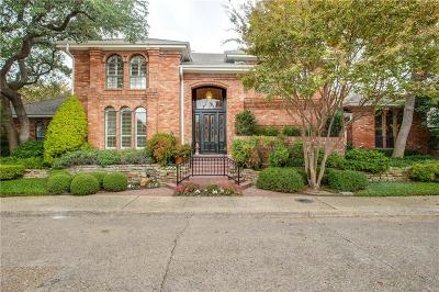 Dallas County Single Family Home For Sale: 7 Castlecreek Court