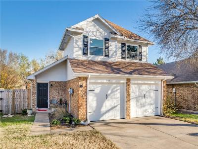 Lewisville Single Family Home For Sale: 949 Sylvan Creek Drive