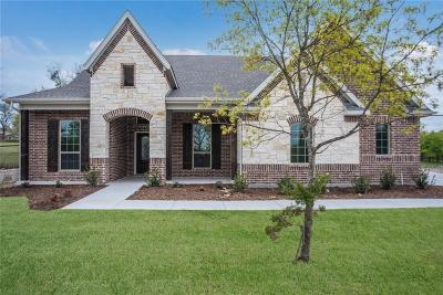 Weatherford Single Family Home For Sale: 2714 Sonora Canyon Rd.