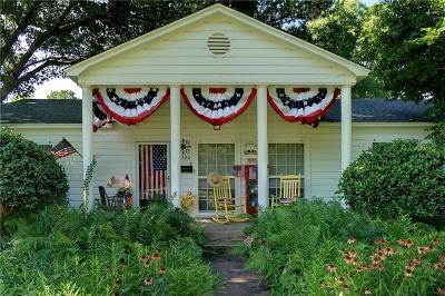 Arlington Single Family Home For Sale: 1300 W 2nd Street