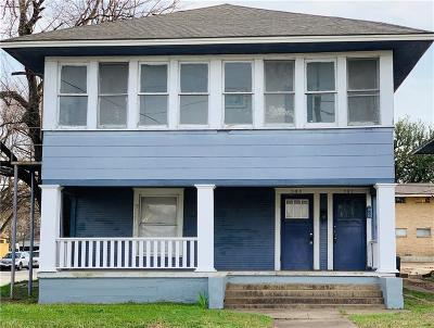 Multi Family Home For Sale: 500 W 7th Street