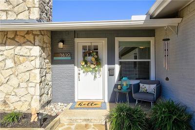 Single Family Home Active Option Contract: 3439 High Mesa Drive