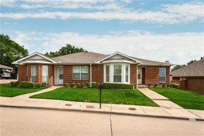 Mesquite Multi Family Home Active Option Contract: 4732 Morningside Drive