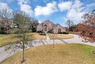 Tarrant County Single Family Home For Sale: 1500 Pecos Drive