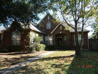 Rowlett Single Family Home For Sale: 6014 Baskerville Drive