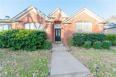 Irving Single Family Home For Sale: 308 Touchdown Drive