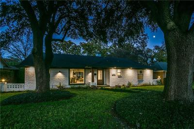 Dallas County Single Family Home For Sale: 6916 Rockview Lane