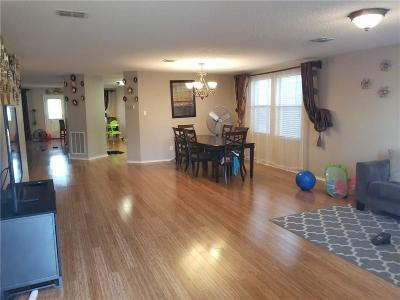 Arlington Single Family Home For Sale: 611 Jagera Way