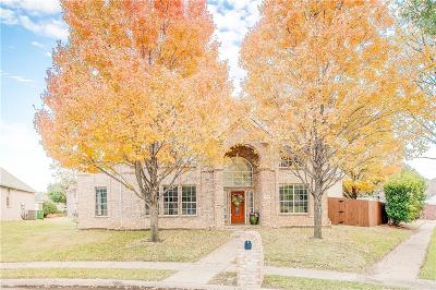 Flower Mound Single Family Home For Sale: 1840 Trail Ridge Lane