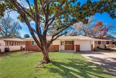 Bedford Single Family Home Active Option Contract: 805 Dee Lane