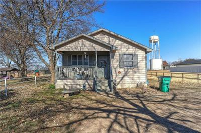 Single Family Home For Sale: 401 E Young Street