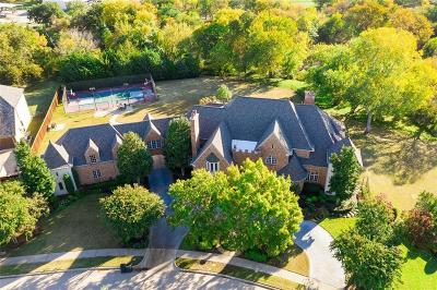 Coppell Single Family Home For Sale: 929 Deforest Road