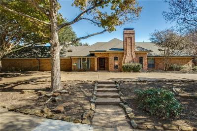 Plano TX Single Family Home Active Contingent: $399,000