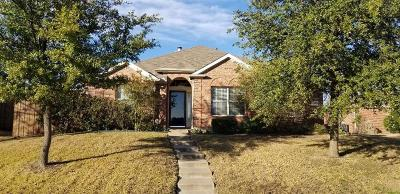 Royse City, Union Valley Single Family Home Active Option Contract: 200 Sandy Lane