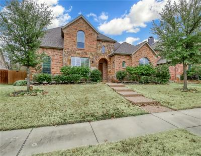 Allen Single Family Home For Sale: 929 McKamy Drive