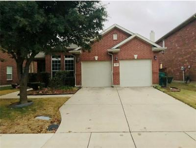 Lewisville Single Family Home For Sale: 649 Lake City Drive