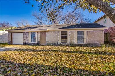 Rockwall Single Family Home For Sale: 365 Perch Road