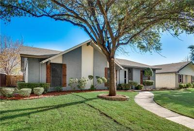 Carrollton Single Family Home Active Option Contract: 2920 Rolling Hills Drive