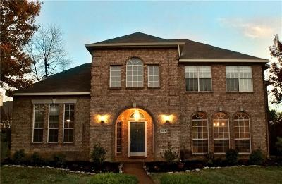 Rowlett Single Family Home Active Option Contract: 5014 Bayonne Drive