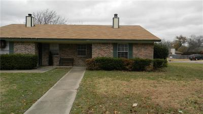 North Richland Hills Residential Lease For Lease: 6611 Central Avenue