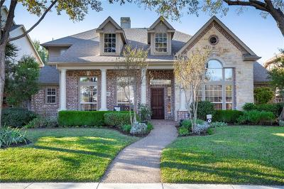 Denton County Single Family Home For Sale: 3529 Nautical Drive
