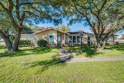 Waxahachie Single Family Home Active Option Contract: 225 Fm 55