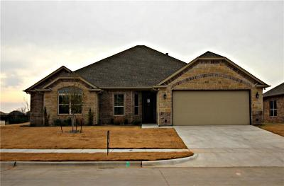 Granbury Single Family Home For Sale: 2034 Clive Drive