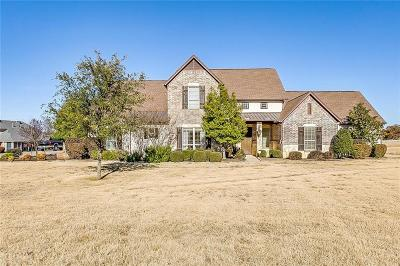 Burleson Single Family Home For Sale: 150 Country Vista Circle