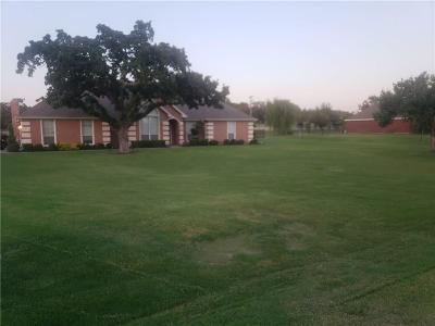 Burleson Single Family Home Active Kick Out: 2211 Summit Drive