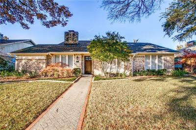 Single Family Home Active Option Contract: 6011 Daven Oaks Drive