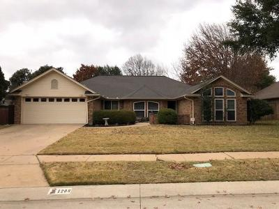 Flower Mound Residential Lease For Lease: 1208 Homestead Street