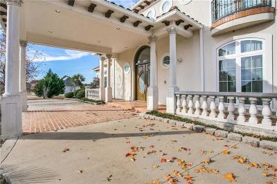 Collin County Single Family Home For Sale: 5501 Estate Lane