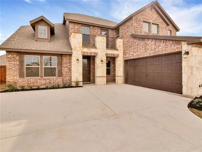 Midlothian Single Family Home For Sale: 606 Lonesome Dove Drive
