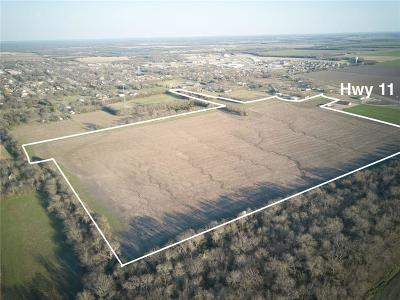 Whitewright Farm & Ranch For Sale: 13275 Rosehill & Westfield
