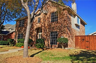 The Colony Single Family Home Active Option Contract: 3956 Oakmont Drive