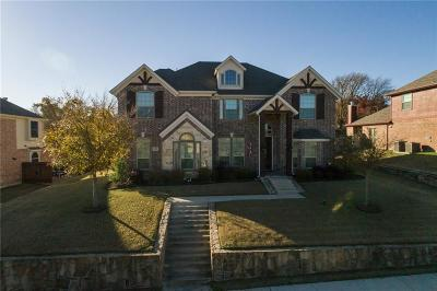Rockwall Single Family Home For Sale: 1583 N Hills Drive