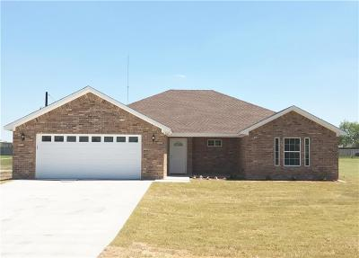 Corsicana Single Family Home For Sale: 1891 NW County Rd 1040