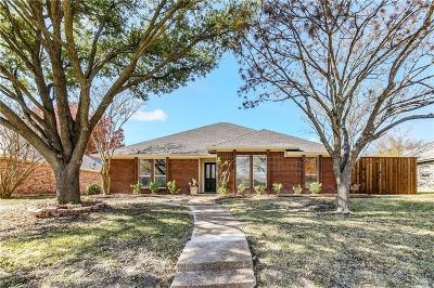 Wylie Single Family Home For Sale: 505 N Winding Oaks Drive