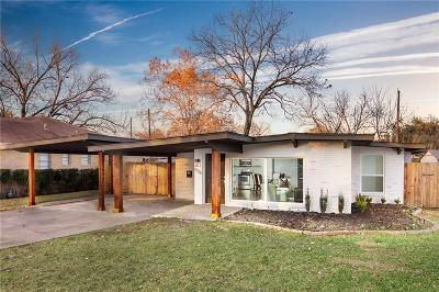 Dallas Single Family Home For Sale: 936 Peavy Road