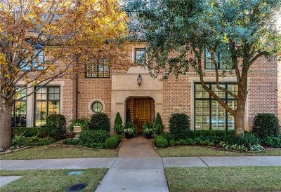 Plano Townhouse For Sale: 5916 Burgandy Street